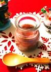 低糖質レシピ☆レンジで簡単!チョコプリン