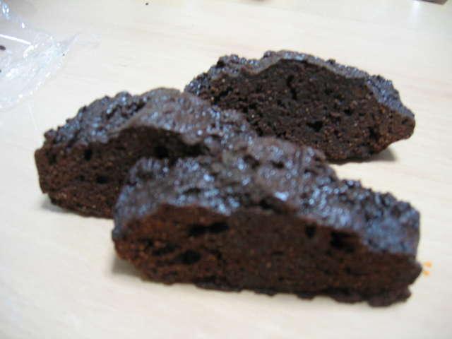 豆腐 チョコレート ケーキ