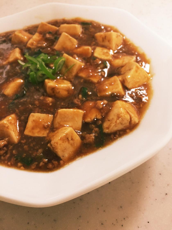 子供も大人も喜ぶ麻婆豆腐