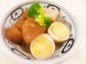 大根と茹で卵入り 角煮