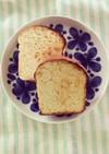 パウンド型で作る*捏ねないミルク食パン*