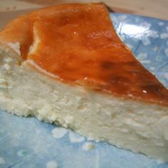 簡単!私流ベイクドチーズケーキ
