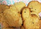 ホットケーキミックスで簡単セサミクッキー