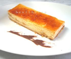 食パンチーズケーキ