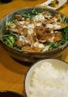 キャベツがとまらない定食屋の焼き肉サラダ