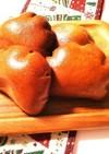 低糖質レシピ☆チョコクリームパン