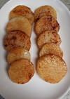 簡単長いものバター醤油焼き(ホタテ風)