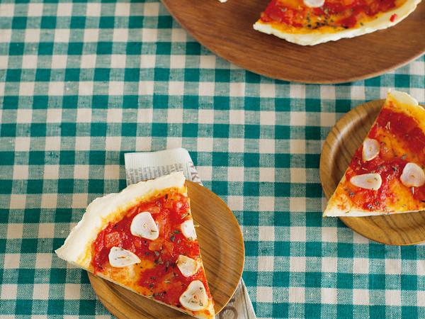 マリナーラのクリスピーピザ