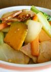 野菜たっぷり♪焼き豚の中華炒め