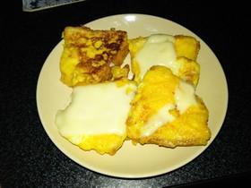 チーズon!ふわとろフレンチトースト