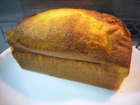 ホットケーキミックスdeパウンドケーキ♪