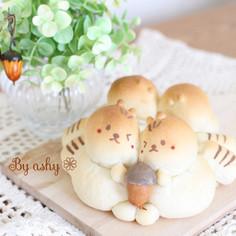簡単可愛い ♪ 3Dちぎりパン ♡