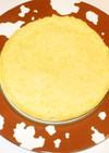 簡単クリームチーズケーキ♪炊飯器デザート