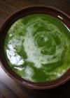 栄養たっぷり*ほうれん草ポタージュスープ