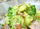 ブロッコリーとマスタードのポテトサラダ♪