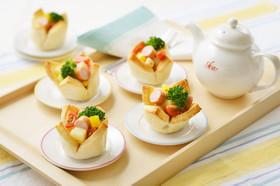 香薫(こうくん)カップサラダ