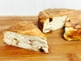低糖質☆BP無しの生おからチーズケーキ