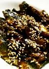 いわしの活用③鍋で作れる小鰯の甘露煮