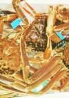 蟹の茹で方※写真付き