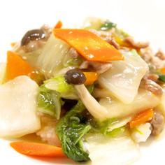 簡単中華♪白菜で中華丼