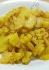 秋の味覚♪リンゴとサツマイモの重ね煮