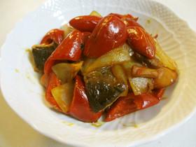 お弁当や朝食に☆簡単お野菜ナポリタン炒め