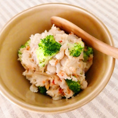 里芋のえびマヨポテトサラダ