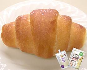 【コラボレシピ】塩パン