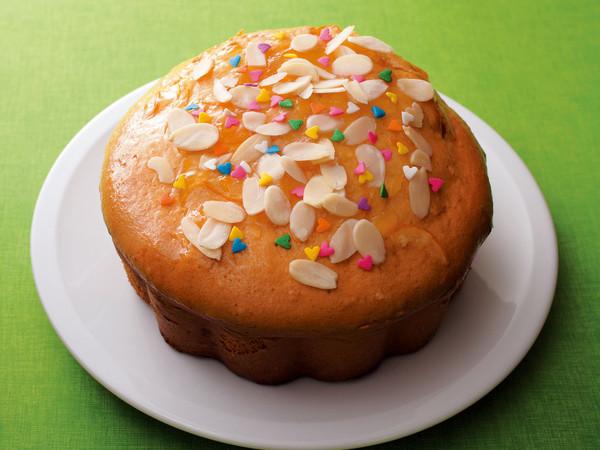 イースター(復活祭)のケーキ