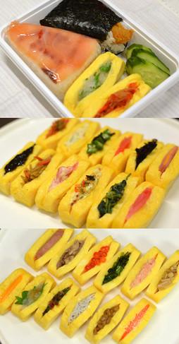 トッピング 卵焼き☆お弁当・朝ご飯に◎