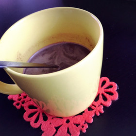 ミルクココア使用!美味しいカフェモカ!