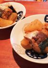 鯖の味噌煮缶 大根の煮物