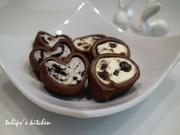 スライス生チョコレートで簡単おつまみ2種の写真