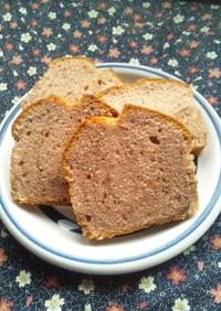 【覚書】アポロ風味パウンドケーキ