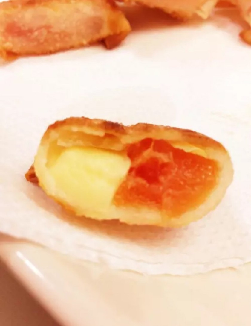 離乳食後期パクパク柿とチーズのおやつ覚書