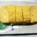 簡単ふわふわ!卵豆腐入りの卵焼き