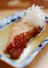 黄金比で優しい味の煮魚