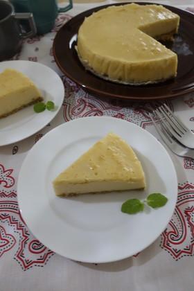 濃厚♪まるでお店の味 NYチーズケーキ