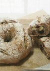 クランベリー&クリチのハードパン