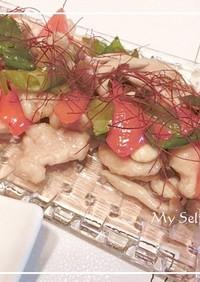✿鶏胸肉とピーマンのカシューナッツ炒め✿