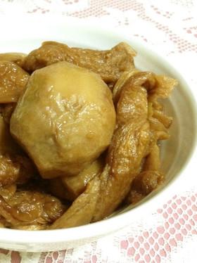 簡単☆とろ〜り里芋と麩の煮っころがし♪