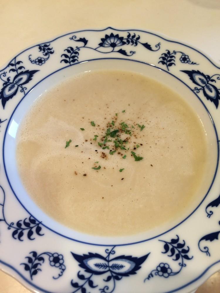 超簡単で本格的⁉︎栗のスープ