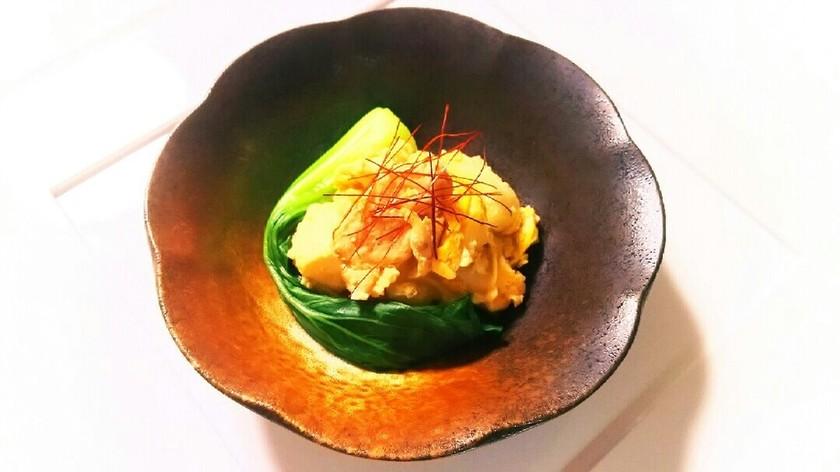 低糖質レシピ☆豚肉と白菜のチャンプルー