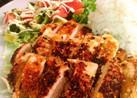 鶏胸肉で節約♪ ハワイ風フリカケチキン