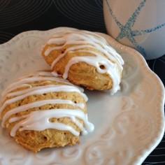 ふわふわパンプキンスパイスクッキー
