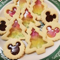 かわいい❀魅惑のステンドグラスクッキー