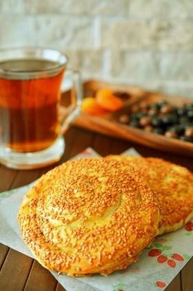トルコのパン☆タヒンの渦巻きパン