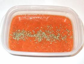 トマト缶の手作りピザソース♪作り方