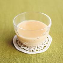 豆乳パンナコッタ
