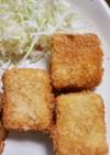 高野豆腐のから揚げ風フライ